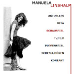 Website Manuela Linshalm